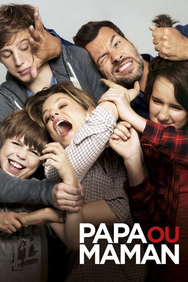 მამა უფრო გიყვარს თუ დედა / Daddy or Mommy (Papa ou maman)