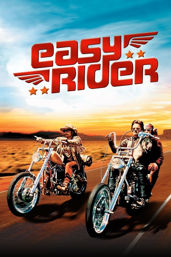 უდარდელი მხედარი / Easy Rider