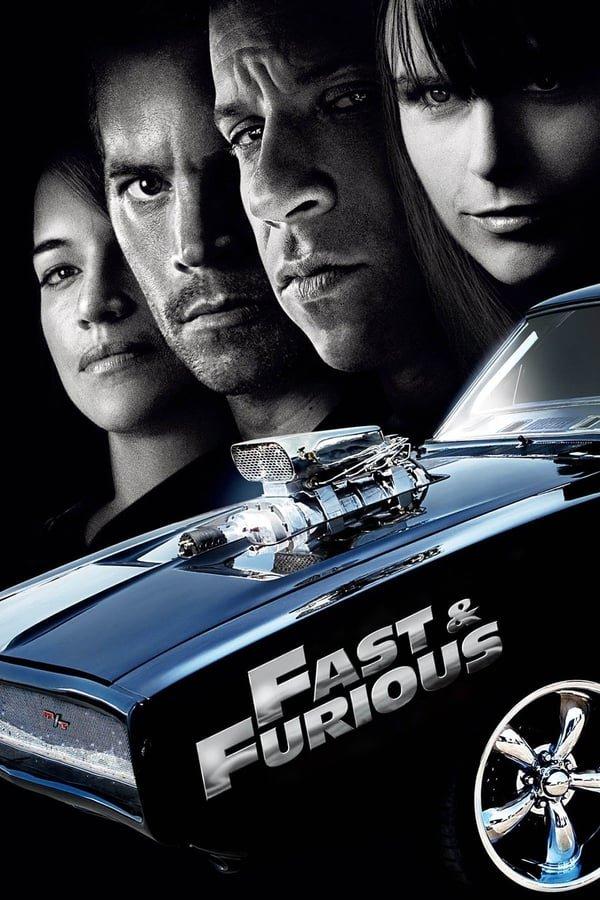 ფორსაჟი 4 Fast & Furious 4