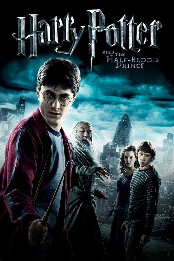 ჰარი პოტერი და ნახევარსისხლა პრინცი / Harry Potter and the Half-Blood Prince