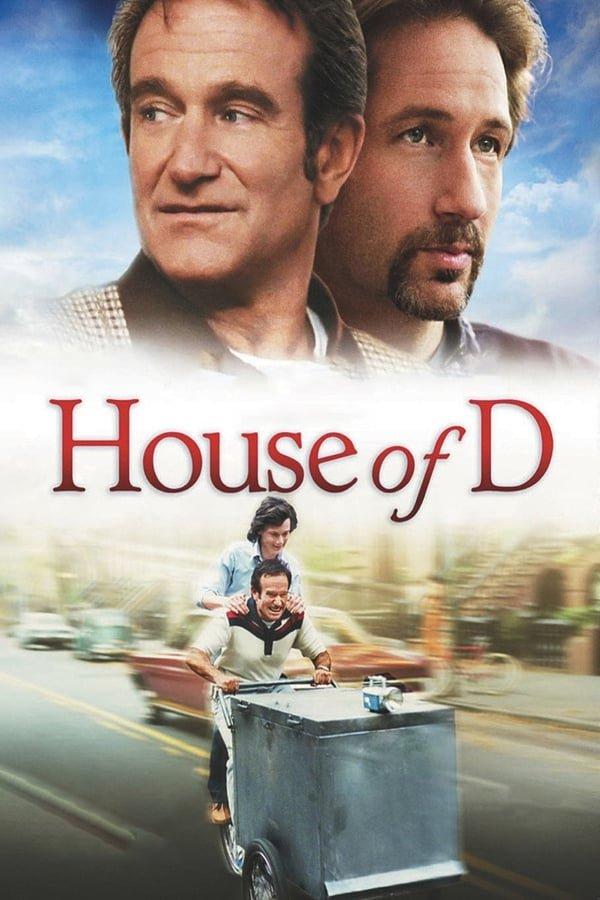 დ-ის სახლი / House of D