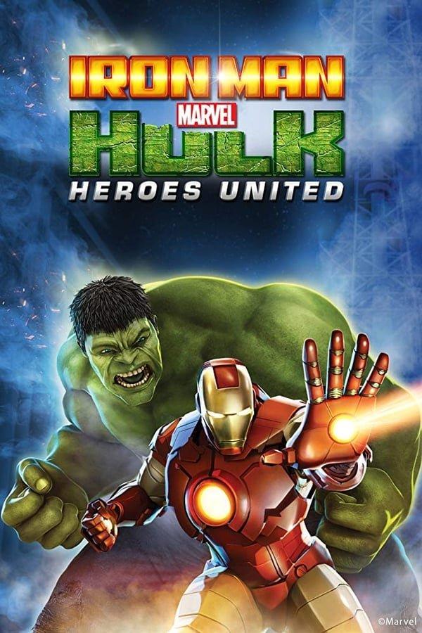 რკინის კაცი და ჰალკი: გმირების გაერთიანება / Iron Man and Hulk: Heroes United