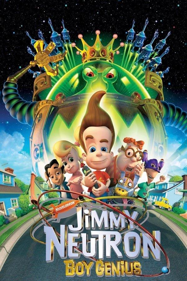 ჯიმი ნეიტრონი: ბიჭი გენია / Jimmy Neutron: Boy Genius