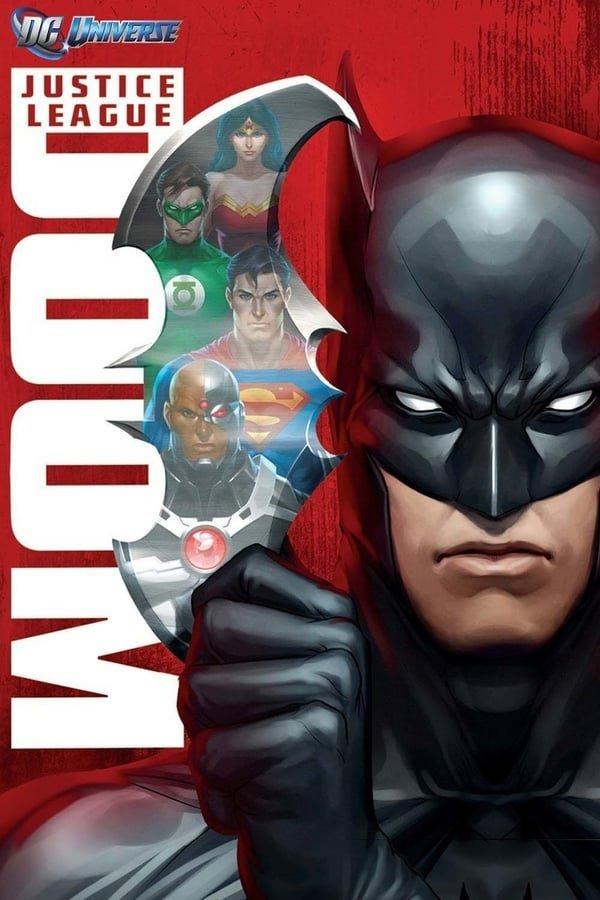 სამართლიანობის ლიგა: აპოკალიფსი / Justice League: Doom