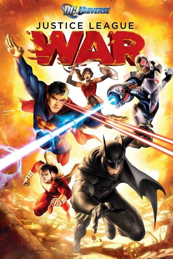 სამართლიანობის ლიგა: ომი / Justice League: War