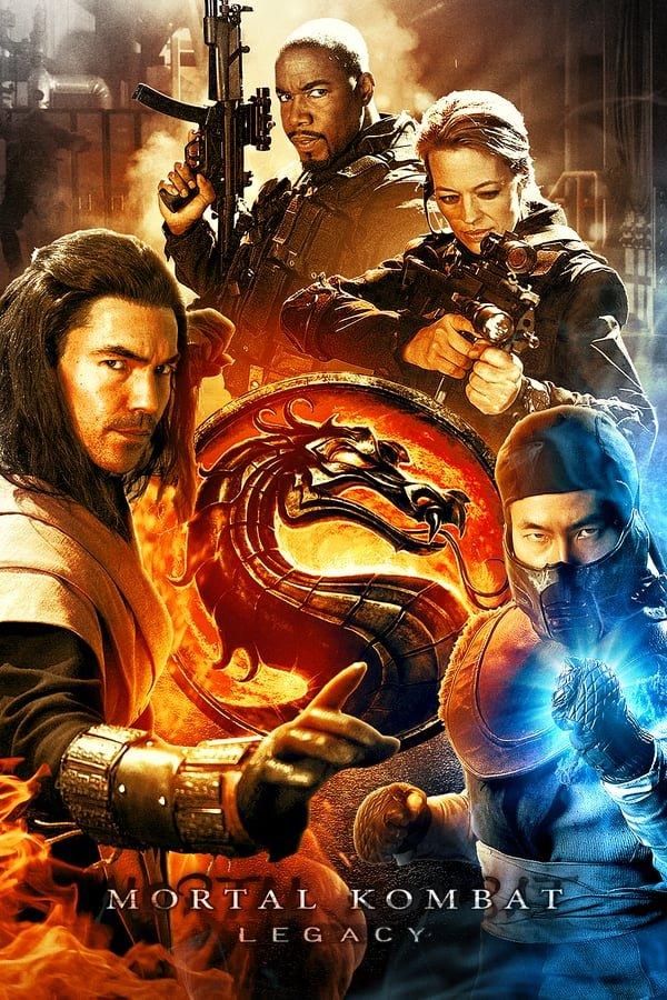 სასიკვდილო ბრძოლა: მემკვიდრეობა სეზონი 1 / Mortal Kombat: Legacy Season 1 ქართულად სასიკვდილო ბრძოლა: მემკვიდრეობა სეზონი 1 Mortal Kombat: Legacy Season 1