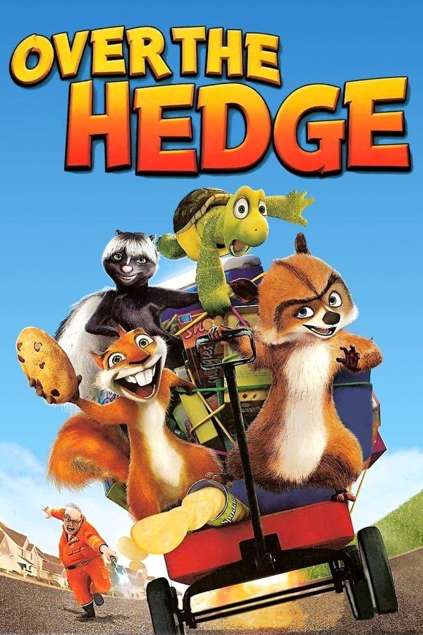 ტყის საძმო / Over the Hedge
