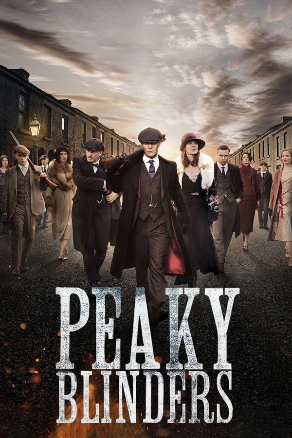 ალესილი კეპები სეზონი 5 Peaky Blinders Season 5