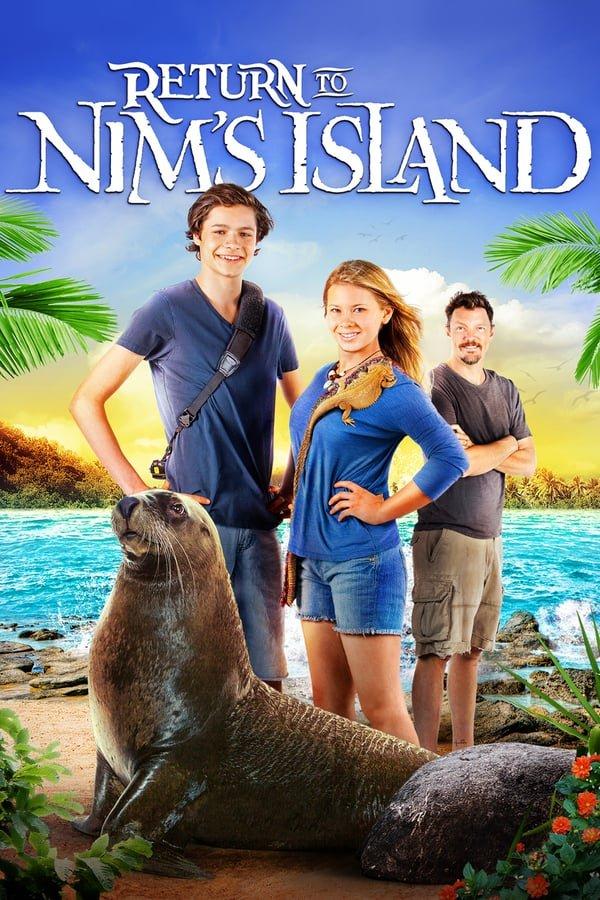 დაბრუნება ნიმების კუნძულზე / Return to Nim's Island