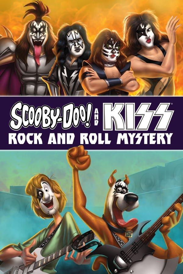 სკუბი – დუ! და ქისი: როკ ენ როლის საიდუმლო / Scooby-Doo! And Kiss: Rock and Roll Mystery