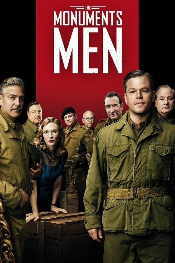 განძზე მონადირეები / The Monuments Men