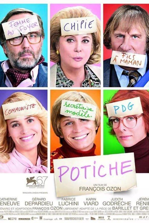 სასოწარკვეთილი დიასახლისი / Potiche (Trophy Wife)