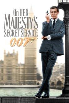 ჯეიმს ბონდი აგენტი 007: მისი აღმატებულობის საიდუმლო სამსახურში / On Her Majesty's Secret Service
