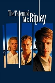 ნიჭიერი მისტერ რიპლი The Talented Mr. Ripley