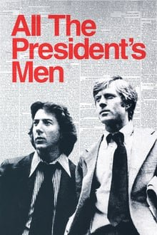 პრეზიდენტის მთელი გარემოცვა / All the President's Men