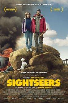 ტურისტები / Sightseers