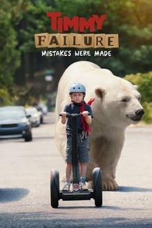 უიღბლო ტიმი Timmy Failure: Mistakes Were Made