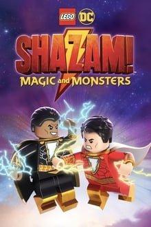 ლეგო: შაზამი - მაგია და ურჩხულები LEGO DC: Shazam - Magic & Monsters
