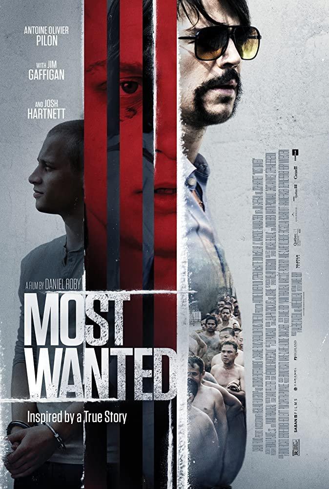 ყველაზე საშიში Most Wanted (Target Number One)