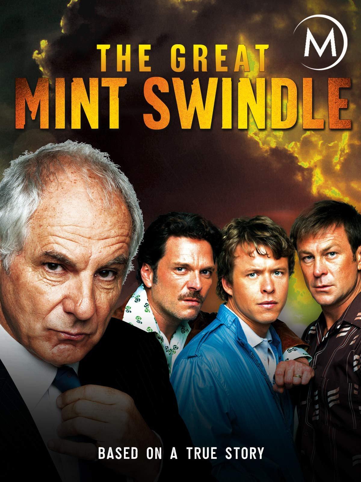ზარაფხანის დიდი თაღლითობა The Great Mint Swindle