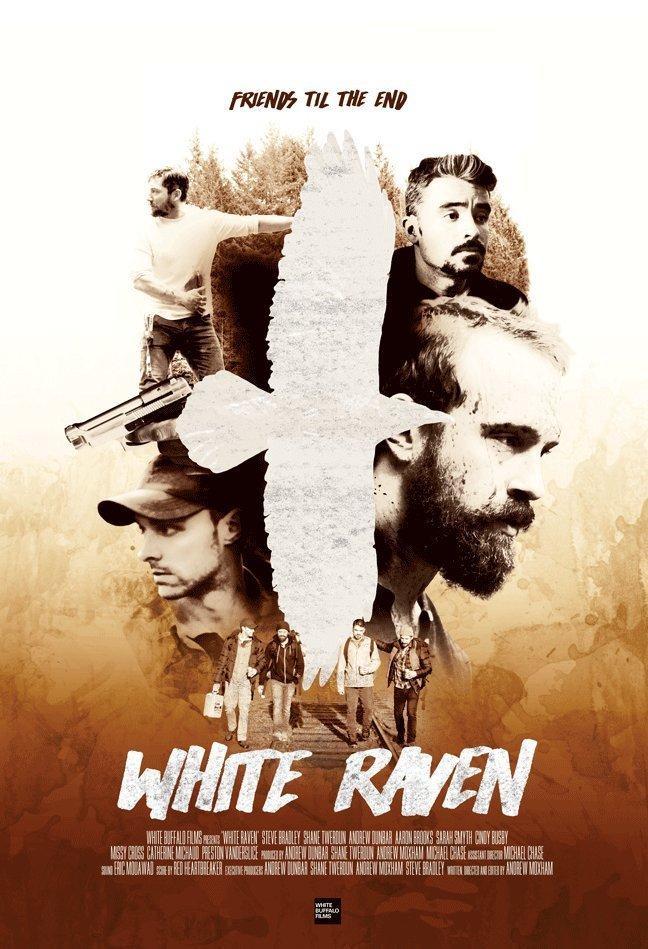 თეთრი ყორანი / White Raven