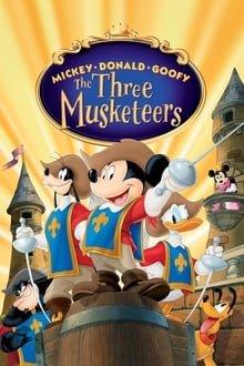 მიკი, დონალდი და გუფი: სამი მუშკეტერი Mickey, Donald, Goofy: The Three Musketeers