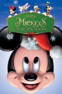 ისევ მიკისთან შობაზე Mickey's Twice Upon a Christmas