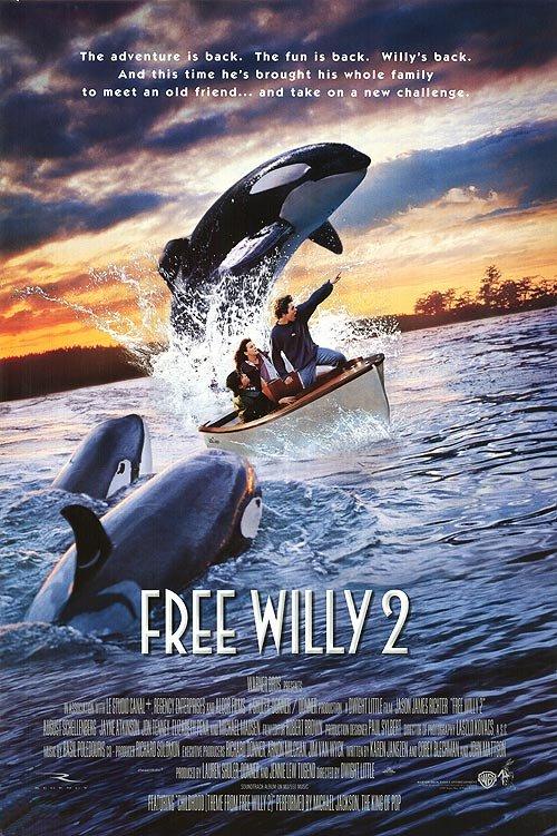 გაათავისუფლეთ ვილი 2 Free Willy 2: The Adventure Home