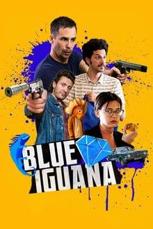 ლურჯი იგუანა Blue Iguana