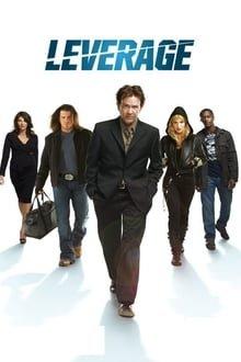 ზემოქმედება სეზონი 4 Leverage season 4