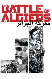 ბრძოლა ალჟირისთვის The Battle of Algiers (La battaglia di Algeri)