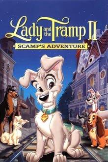 ლედი და მაწანწალა II - უქნარას თავგადასავალი Lady and the Tramp II: Scamp's Adventure