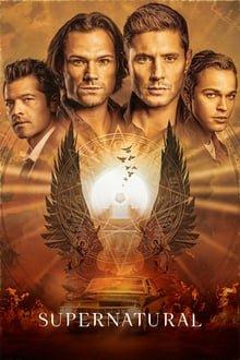ზებუნებრივი სეზონი 15 Supernatural Season 15