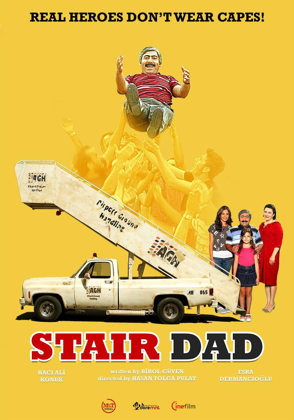 მამის კიბე / Stair Dad (Merdiven baba)