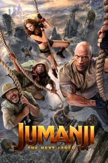ჯუმანჯი 3: შემდეგი საფეხური / Jumanji: The Next Level
