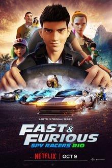 ფორსაჟი სეზონი 2 Fast & Furious Spy Racers Season 2