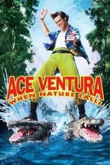 ეის ვენტურა: როცა ბუნება გიხმობს / eis ventura: roca buneba gixmobs / Ace Ventura: When Nature Calls