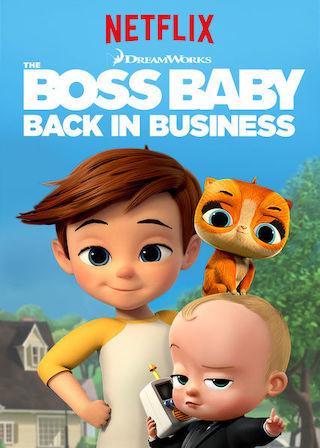 ბეიბი ბოსი: კვლავ სამსახურში სეზონი 4 / The Boss Baby: Back in Business Season 4