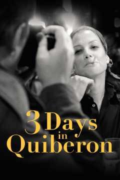 3 დღე ქიბერონში / 3 Dge Qiberonshi / 3 Days in Quiberon