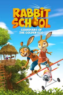 კურდღლების სკოლა / Kurdglebis Skola / Rabbit School: Guardians of the Golden Egg