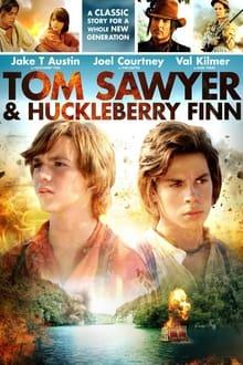 ტომ სოიერი და ჰეკლბერი ფინი / Tom Soieri Da Heklberi Fini / Tom Sawyer & Huckleberry Finn