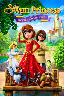 პრინცესა გედი: სამეფო საფარი / Princesa Gedi: Samefo Safari / The Swan Princess: Royally Undercover