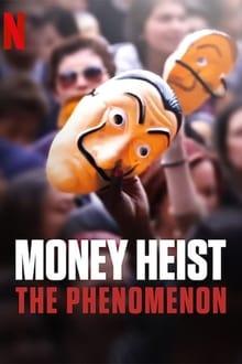 ქაღალდის სახლი: ფენომენი / Qagaldis Saxli: Fenomeni / Money Heist: The Phenomenon