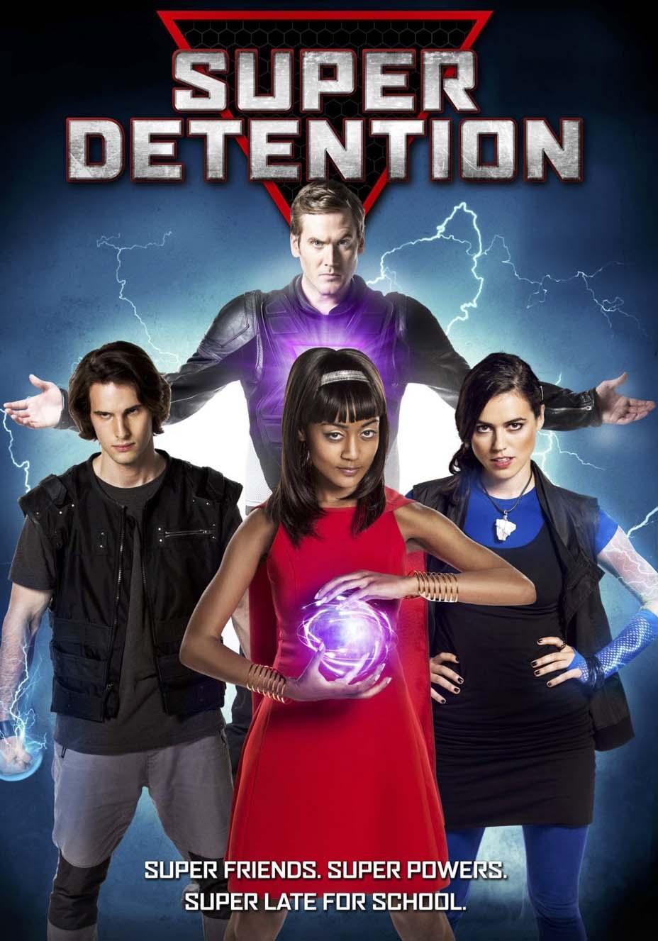 სუპერგმირების სასჯელი / Supergmirebis Sasjeli / Super Detention