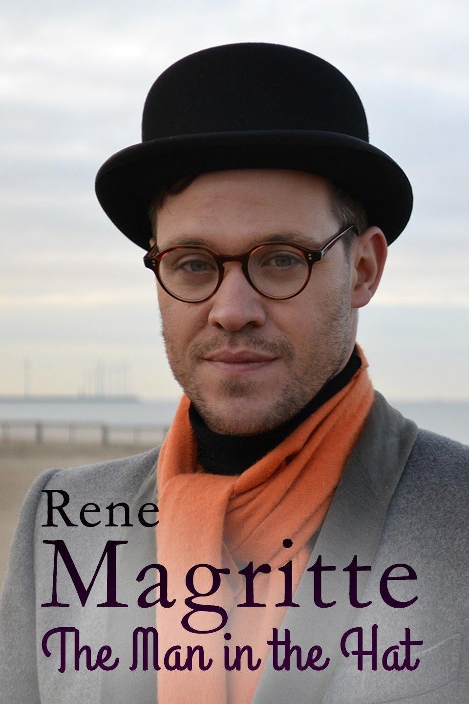 რენე მაგრიტი: კაცი შლაპაში / Rene Magriti: Kaci Shlapashi / Rene Magritte: Man in the Hat