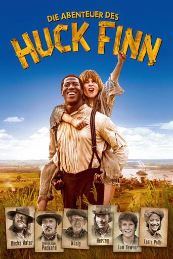 ჰეკლბერი ფინის თავგადასავალი / The Adventures of Huck Finn (Die Abenteuer des Huck Finn)